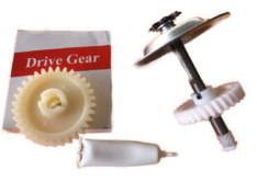 Gear and Sprocket