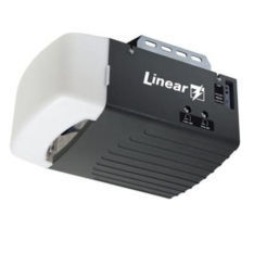 Linear 1/3 hp chain garage door opener